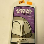 Awning & Tent canvas cleaner