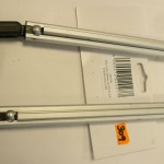 200mm Auto stay lever lock PERMA-FIX END